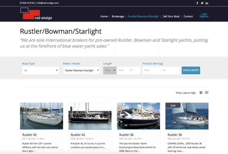 Red Ensign website
