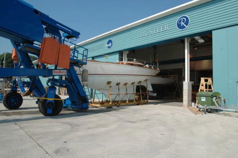 Rustler Yachts Falmouth