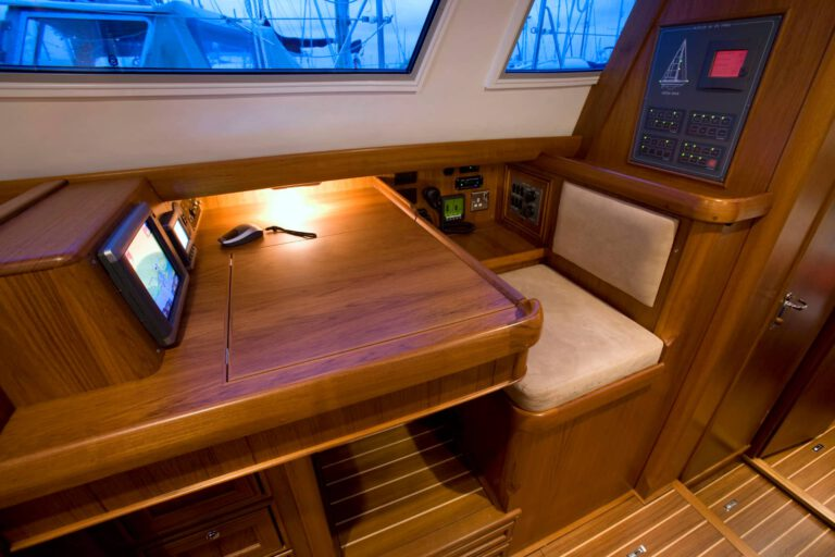 Rustler 44 navigation