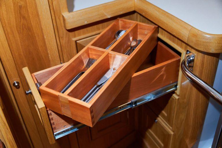 Rustler 37 - high quality craftsmanship