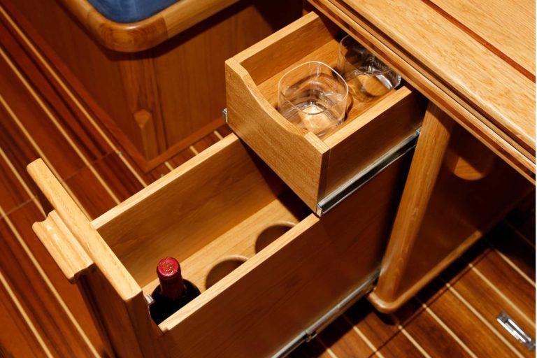 Rustler Yachts - quality craftsmanship